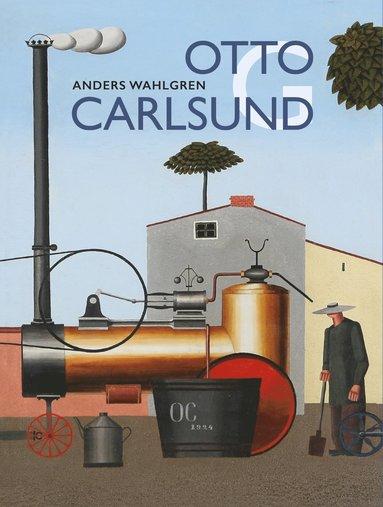 bokomslag Otto G Carlsund