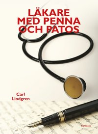 bokomslag Läkare med penna och patos