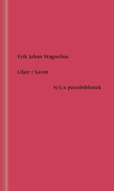 bokomslag Liljor i Saron