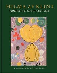 bokomslag Hilma af Klint : Konsten att se det osynliga
