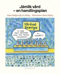 bokomslag Jämlik vård : en handlingsplan