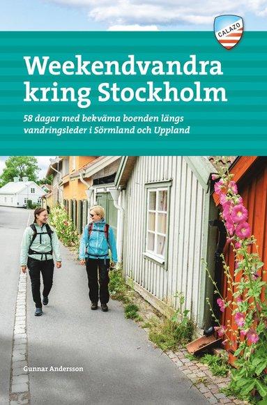 bokomslag Weekendvandra kring Stockholm