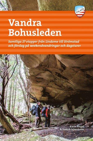 bokomslag Vandra Bohusleden