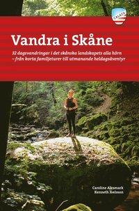 bokomslag Vandra i Skåne