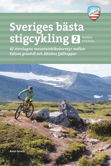 bokomslag Sveriges bästa stigcykling