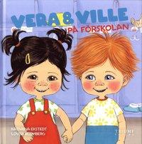 bokomslag Vera och ville på förskolan