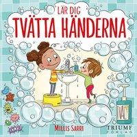 bokomslag Lär dig tvätta händerna