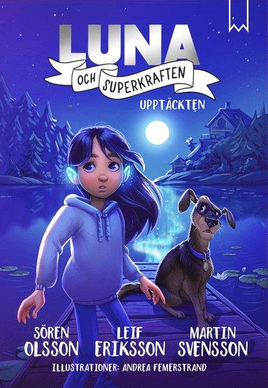 Upptackten Soren Olsson Leif Eriksson Martin Svensson Bok Akademibokhandeln