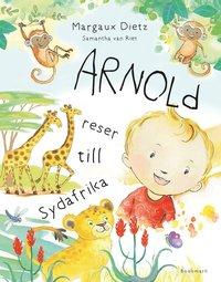 bokomslag Arnold reser till Sydafrika