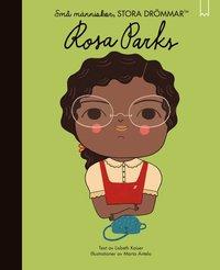 bokomslag Små människor, stora drömmar. Rosa Parks