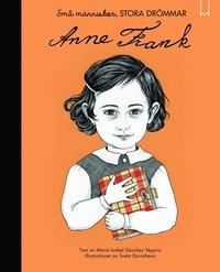 bokomslag Små människor, stora drömmar: Anne Frank