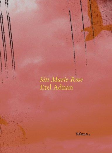 bokomslag Sitt Marie Rose