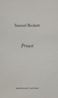 bokomslag Proust