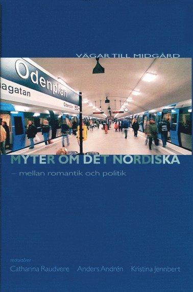 bokomslag Myter Om Det Nordiska