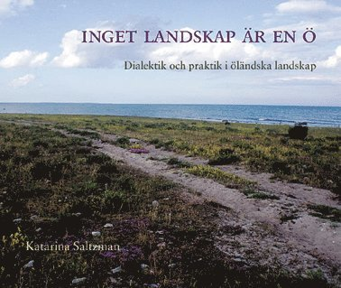 bokomslag Inget landskap är en ö