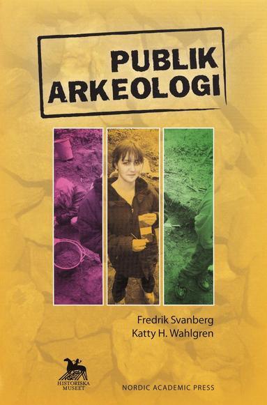 bokomslag Publik arkeologi