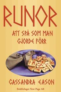 bokomslag Runor : Att spå som man gjorde förr