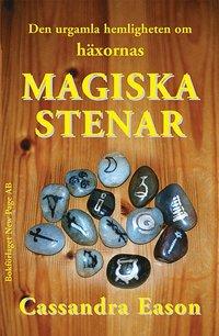 bokomslag Den urgamla hemligheten om häxornas magiska stenar