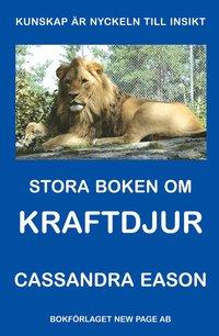 bokomslag Stora boken om kraftdjur