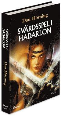bokomslag Svärdsspel i Hadarlon