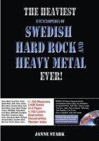 bokomslag The heaviest encyclopedia of Swedish hard rock & heavy metal ever!