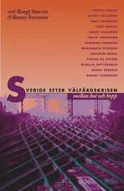 bokomslag Sverige efter välfärdskrisen : mellan hot och hopp