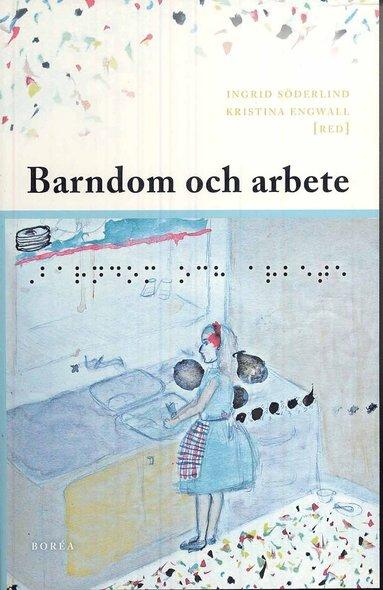 bokomslag Barndom och arbete