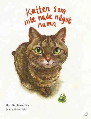 bokomslag Katten som inte hade något namn