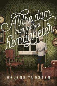 bokomslag Äldre dam med mörka hemligheter