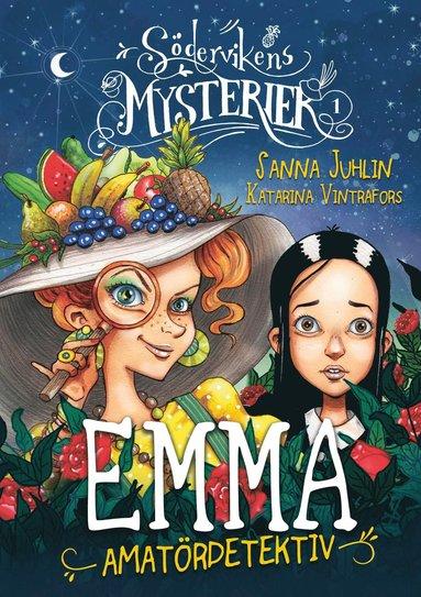bokomslag Emma amatördetektiv