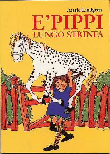 bokomslag E' Pippi Lungo strinfa