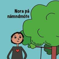 bokomslag Nora på nämndmöte