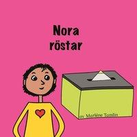 bokomslag Nora röstar