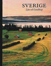 bokomslag Sverige - Ljus och landskap