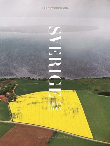 bokomslag Sverige från ovan