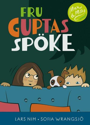 bokomslag Fru Guptas spöke