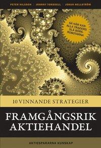 bokomslag Framgångsrik Aktiehandel - 10 vinnande strategier