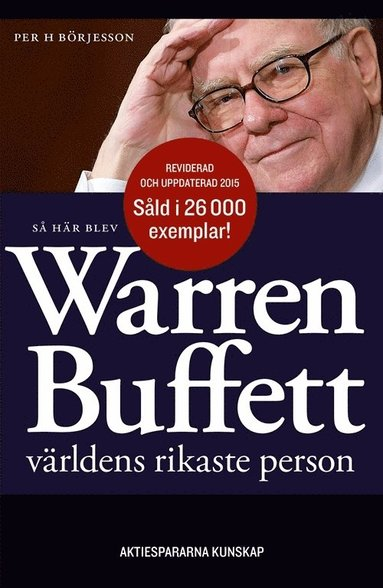 bokomslag Så här blev Warren Buffett världens rikaste person