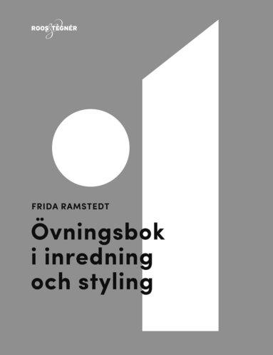 bokomslag Övningsbok i inredning och styling