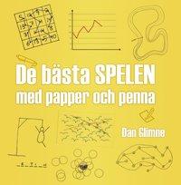 bokomslag De bästa spelen med papper och penna
