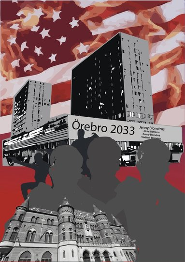 bokomslag Örebro 2033