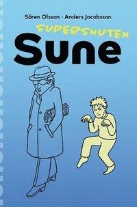 bokomslag Supersnuten Sune
