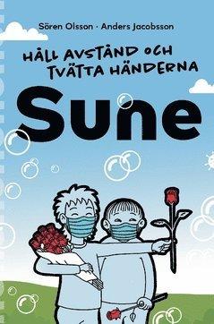 bokomslag Håll avstånd och tvätta händerna Sune