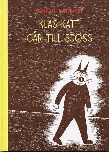 bokomslag Klas Katt går till sjöss