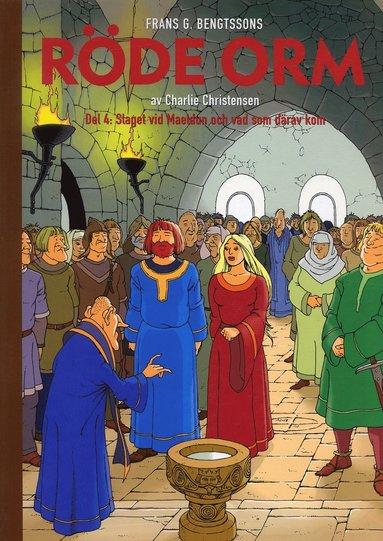 bokomslag Frans G. Bengtssons Röde Orm. D. 4, Slaget vid Maeldun och vad som därav kom