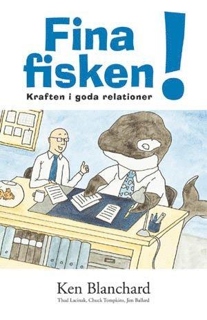 bokomslag Fina fisken