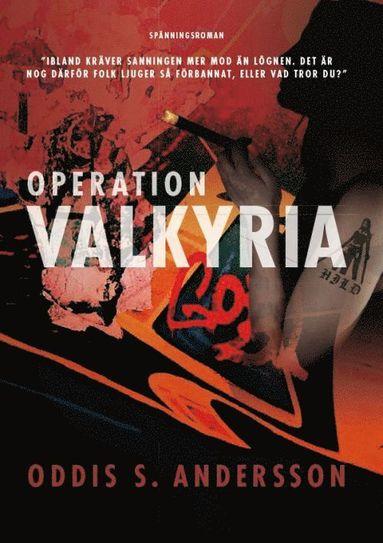 bokomslag Operation Valkyria