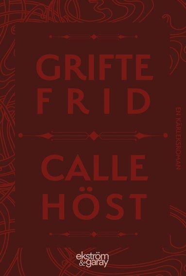 bokomslag Griftefrid