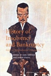 bokomslag History of Insolvency and Bankruptcy : From an International Perspective