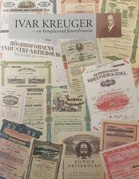 bokomslag IVAR KREUGER : EN KOMPLICERAD FINANSHISTORIA